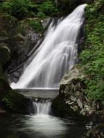 県立自然公園宇津江四十八滝・写真