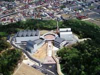 飛騨・世界生活文化センター・写真