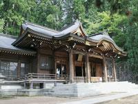 櫻山八幡宮・写真