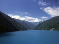 白水湖・写真