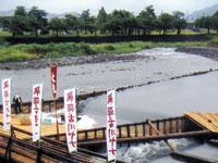 飛騨古川ヤナ