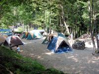 大谷森林キャンプ村