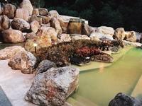 焼岳温泉・写真