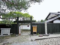藤村記念館・写真
