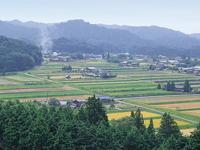 農村景観日本一展望所・写真