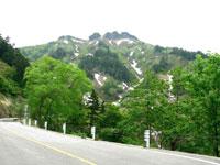 三方岩駐車場(白山白川郷ホワイトロード)