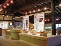 福地化石館・写真