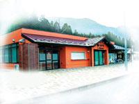 瓢ヶ岳パーキングエリア(下り)