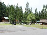 鷲ヶ岳立石キャンプ場