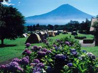 田貫湖キャンプ場・写真