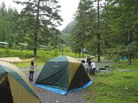 池の谷ファミリーキャンプ場・写真