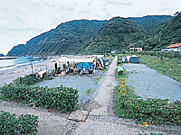 宇久須キャンプ場