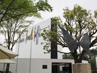 ベルナール・ビュフェ美術館・写真