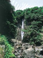 宇嶺の滝・写真