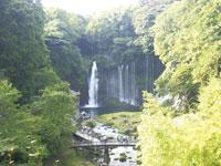 白糸の滝・写真