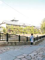 松川遊歩道・写真