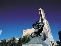 オークラアクトシティホテル浜松 展望回廊