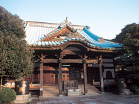 佛現寺・写真