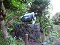 江川太郎左衛門砲台跡・写真