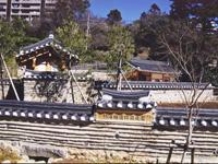 韓国庭園・写真