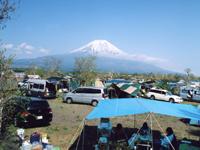 朝霧高原ふもとオートキャンプ場・写真