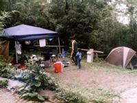 キャンプ山の家・写真
