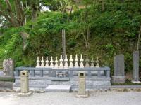 十三士の墓・写真