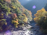 明神峡・写真