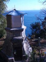 旧稲取灯台(乙女の灯)