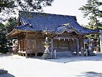 弓削神社・写真