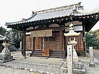 亀居八幡神社・写真