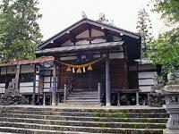 平湯神社・写真