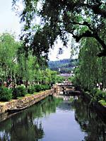 倉敷川・写真
