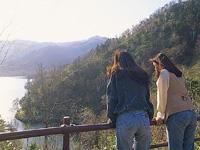 オコタンペ湖・写真