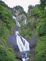 羽衣の滝・写真