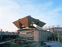 東京ビッグサイト(東京国際展示場)・写真