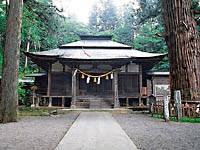 飛騨山王宮日枝神社