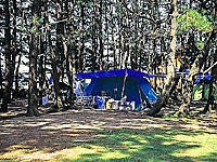 煙樹海岸キャンプ場・写真