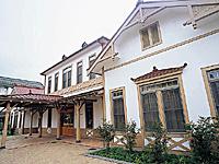 (旧)軽井沢駅舎記念館