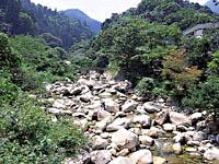 湯の山温泉郷・写真