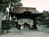 豊川稲荷(妙厳寺)・写真