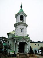 豊橋ハリストス正教会・写真