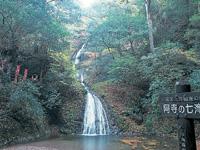 阿寺の七滝・写真