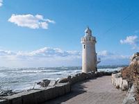 伊良湖岬灯台・写真