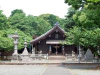御津神社・写真