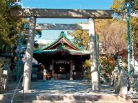 深川神社・写真