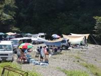八曽モミの木キャンプ場・写真
