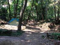 定光寺キャンプ場・写真