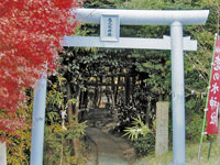 恋の水神社・写真