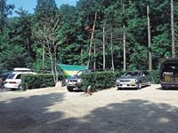 愛知県民の森キャンプ場・写真